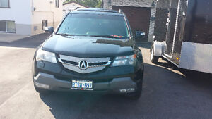 2007 Acura MDX Tech Elite SUV, Crossover