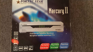 Free to Air - Fortec Star Mercury II receiver
