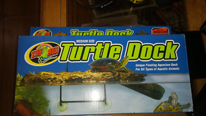 Turtle dock and a dome light