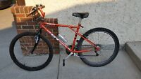 "21 Speed GT Bike 18"" frame good condition"