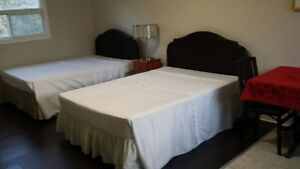 SHORT TERM WINTER ACCOMMODATIONS AT MOTEL-under new management