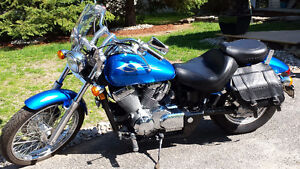 2007 Honda Shadow 750  MUST SELL