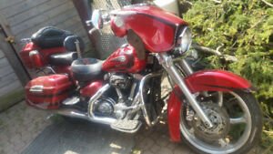 YAMAHA  Road Star. 1700 cc . Kenwood Deck.