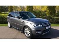 2014 Land Rover Range Rover Sport 3.0 SDV6 292hp HSE - Sliding P Automatic Diese