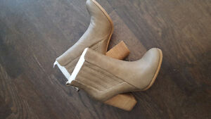 Ankle boots - brand new