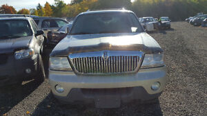 2005 Lincoln Aviator PART OUT!