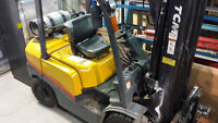 FORKLIFTS AVAILABLE - GREAT VALUE! ALSO AVAILABLE FOR RENT