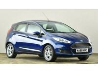 2016 Ford Fiesta 1.25 82 Zetec 5dr Hatchback petrol Manual
