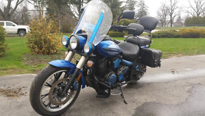 Step up to this Simply Gorgeous 2009 YAMAHA 950 V Star Tourer