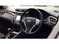 2015 Nissan Qashqai 1.2 DiG-T N-Tec+ 5dr Manual Petrol Hatchback