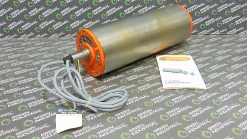 SURPLUS 1 HP Van Der Graaf TM160B40-410NB Drum Motor 120 ft/min 460V