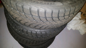 Low Profile Winter Tires Used 1 Winter