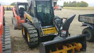 New Holland L160 Package