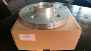 Hub centric 5x100 32mm spacers for VW