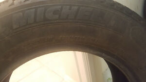 Michelin X-Ice XI3 winter tires 225/60/R16