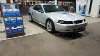 1999 Ford Mustang V6 Coupe (2 door)