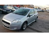 2007 Fiat Grande Punto 1.4 Active Sport full service history drives well