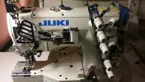 Juki Industrial Coverstitch Sewing Machine