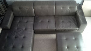 Luxury Leather Couches.