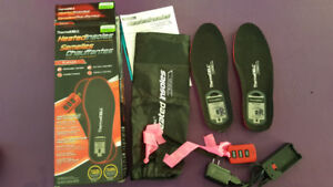 Heated Insoles (Large and XL)