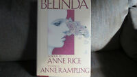 Anne Rice/Anne Rampling book Saint John New Brunswick Preview