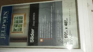2500 series Slider Window