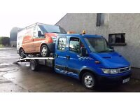 24HR RECOVERY/TRANSPORTING & SCRAP CARS LIFTED