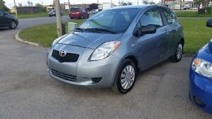 2008 Toyota Yaris Coupe (2 door) CERTIFIED AND ETESTED London Ontario image 1