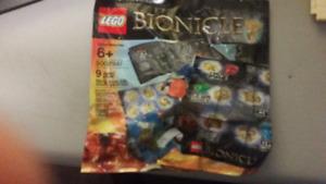 LEGO POLYBAG NEW SEALED 5002941 BIONICLE Hero Pack