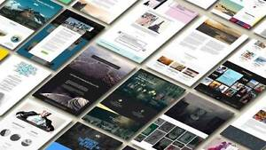 Professional Web Design services by freelance Web Designers Hobart CBD Hobart City Preview