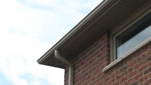 Eavestrough Cleaning and Gutter Guards