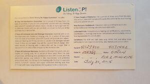 Hearing Aids Oticon Ria2 MiniRITE Like New!! Must Sell Kitchener / Waterloo Kitchener Area image 5