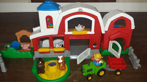 Ferme Little People - Fisher Price