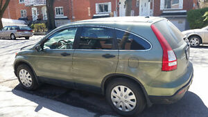 2008 HONDA CRV - SUPER LOW MILEAGE