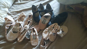 All assorted dance shoes Cambridge Kitchener Area image 1