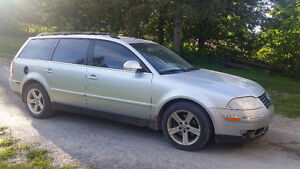 2004 Volkswagen Passat GLX Wagon for sale!