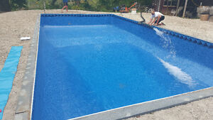 Liner Installation - Pool Opening Special