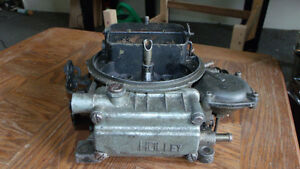 Holley carburator for GM / Chevy 350, 5.7L