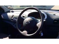 2010 Nissan Micra 1.2 80 Visia 3dr Manual Petrol Hatchback