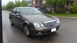 2008 Mercedes-Benz  E-300 4matic Sedan