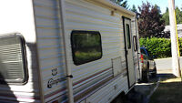 18ft Kit Companion Travel Trailer,