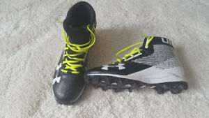 Under Armour Footbal Cleats Size 10