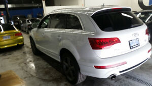 CAR TINTING WRAPPING, BODY AND PAINTING SHOP, RIMS & NEW TIRES