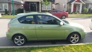 2008 Hyundai Accent !!LOW KMS!! Clayton Heights