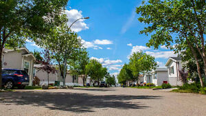 Low-cost Leased lots for Manufactured Homes in Coaldale, Alberta