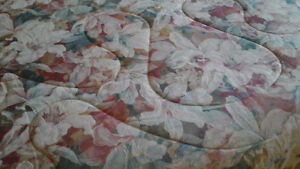Queen size entire comforter set (Just amazing deal) Cambridge Kitchener Area image 1