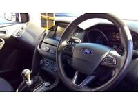 2016 Ford Focus 1.5 TDCi 120 Titanium 5dr Manual Diesel Hatchback