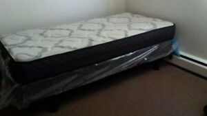 Single Bed,Box,Frame,Mattress and Recliner Chair for sale