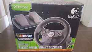 Racing Wheel for Xbox & PC - Brand New!