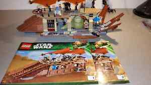 Lego star wars 75020 Jabba's sail barge